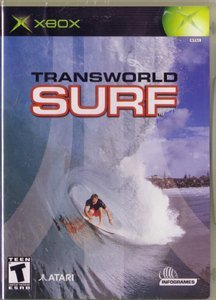 Xbox Transworld Surf