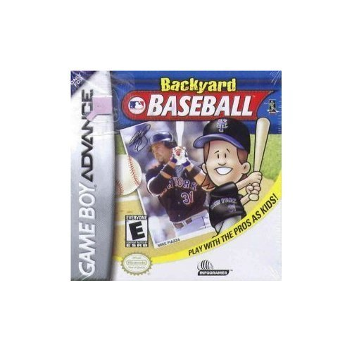Gba Backyard Baseball