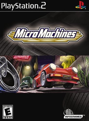 Ps2 Micromachines