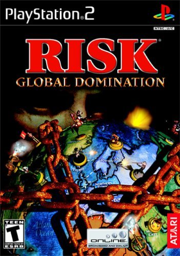 Ps2 Risk Global Domination