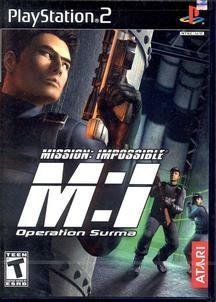 Ps2 Mission Impossible Operation S
