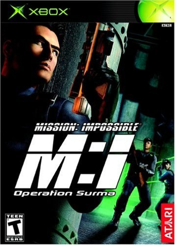 Xbox Mission Impossible Operation S