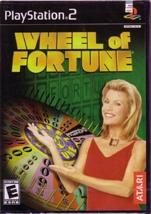 Ps2 Wheel Of Fortune