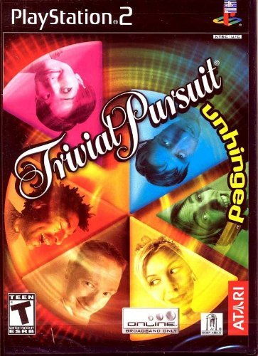 Ps2 Trivial Pursuit Unhinged