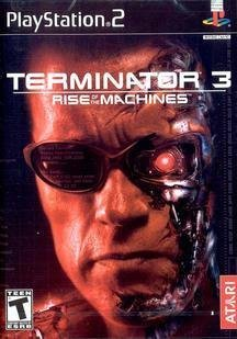 Ps2 Terminator 3 Rise Of The Machines