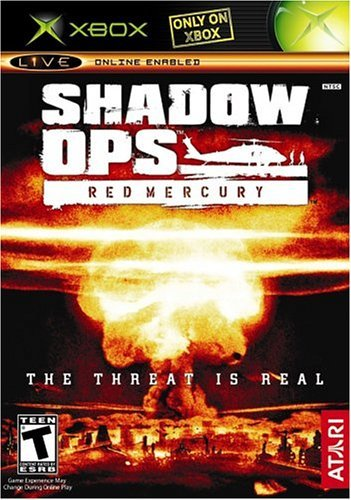 Xbox Shadow Ops Red Mercury