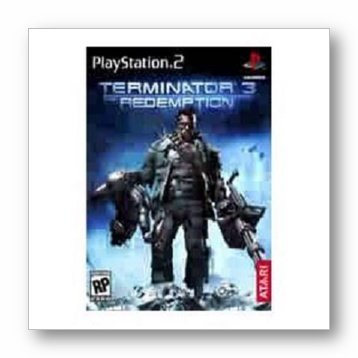 Ps2 Terminator 3 The Redemtion