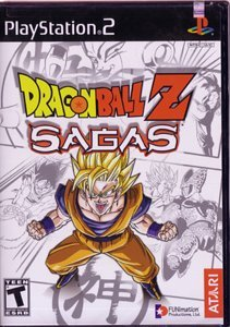 Ps2 Dragonball Z Sagas