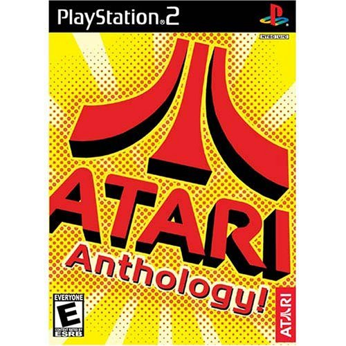 Ps2 Atari Anthology