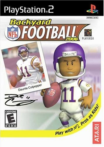Ps2 Backyard Football 2006