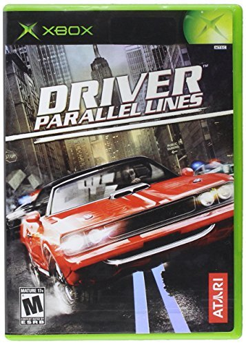 Xbox Driver Parallel Lines