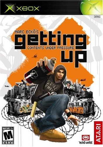 Xbox Marc Ecko's Getting Up