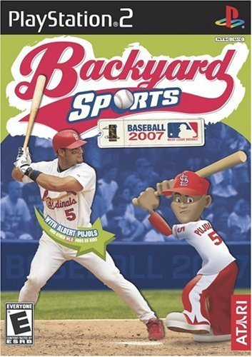 Ps2 Backyard Baseball 07