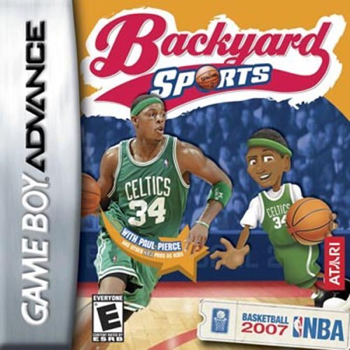 Gba Backyard Basketball 07