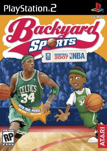 Ps2 Backyard Basketball 2007 Atari