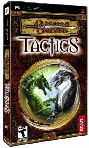 Psp Dungeons & Dragons Tactics