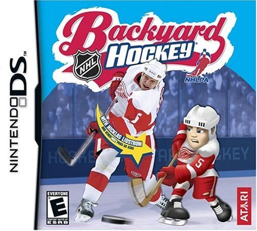 Nintendo Ds Backyard Hockey Atari E
