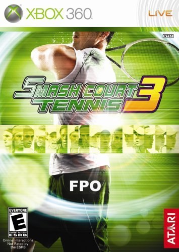 X360 Smash Court Tennis 3