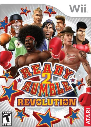 Wii Ready 2 Rumble; Revolution