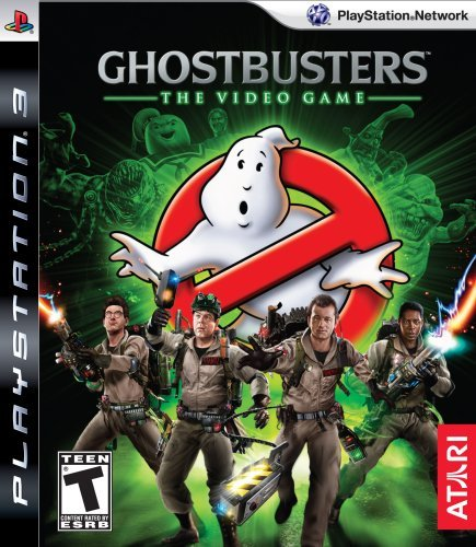 Ps3 Ghostbusters Atari Inc.