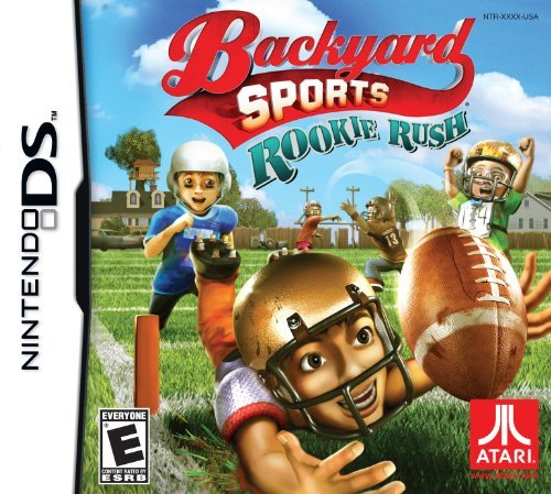 Nintendo Ds Backyard Sports Football