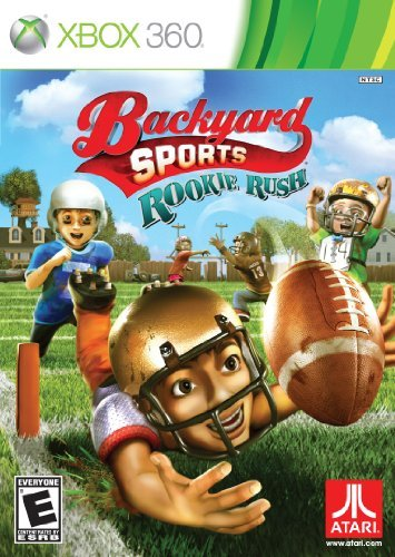 Xbox 360 Backyard Sports Football