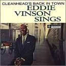 Eddie 'cleanhead' Vinson Cleanhead's Back In Town Featuring Count Basie Band