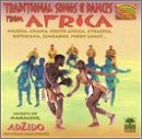 Adzido Traditional Songs & Dances Fro