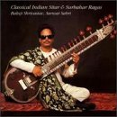 Baluji Shrivastav Classical Indian Sitar & Surba 2 CD