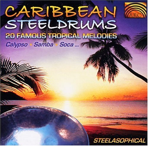 Steelasophical Vol. 2 Caribbean Steeldrums 20 Caribbean Steeldrums