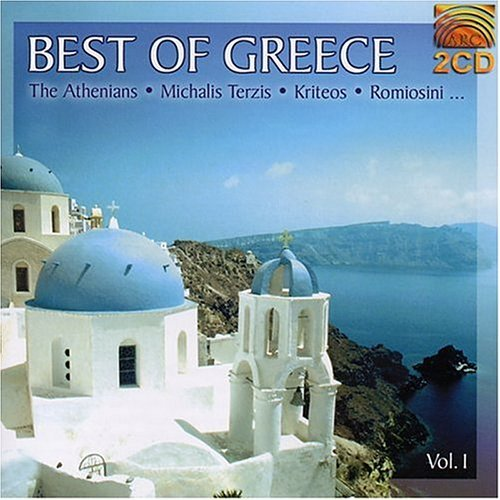 Athenians Terzis Kriteos Romio Vol. 1 Best Of Greece 2 CD