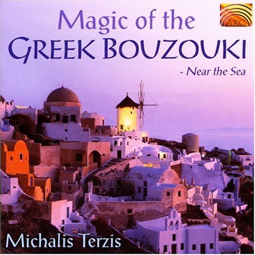 Michalis Terzis Magic Of The Greek Bouzouki