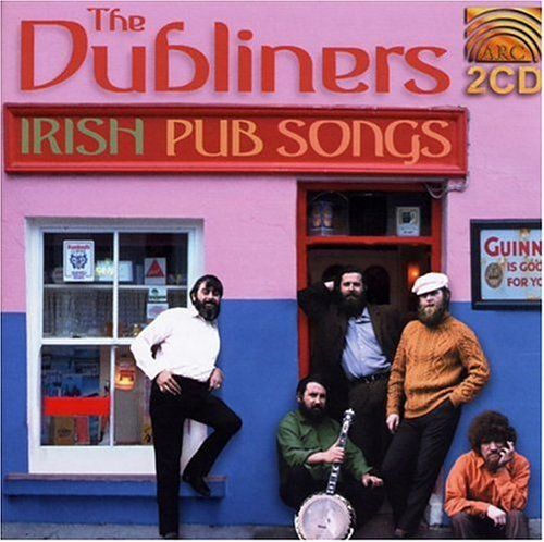 Dubliners Irish Pub Songs 2 CD