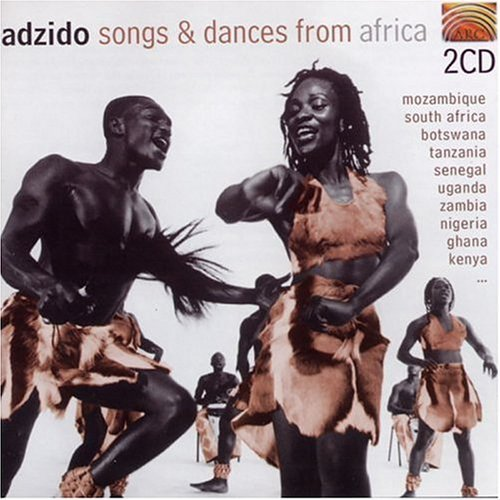 Adzido Songs & Dances From Africa 2 CD