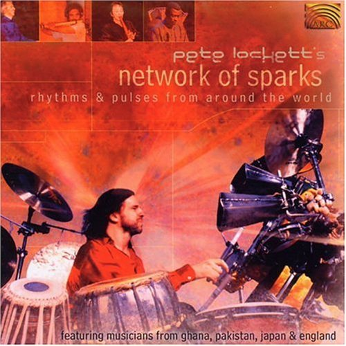 Network Of Sparks Rhythms & Pulses Import Feat. Pete Locketis
