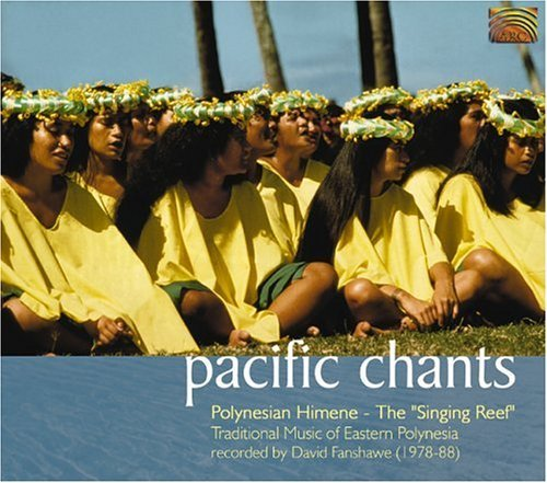 David Fanshawe Pacific Chants
