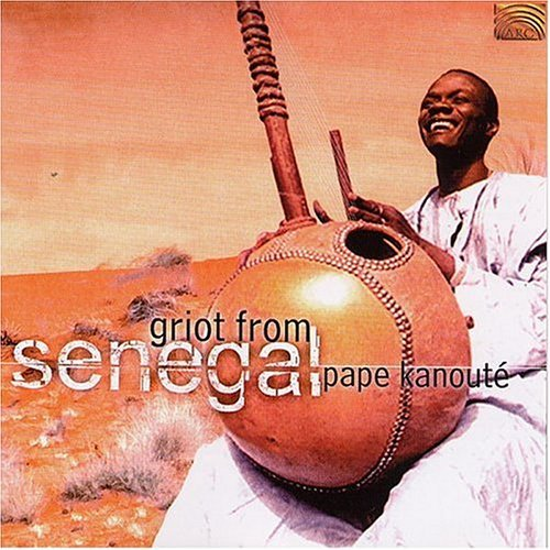 Pape Kanoute Griot From Senegal