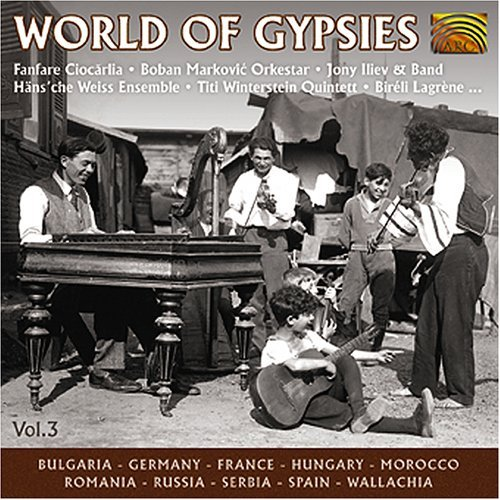 World Of Gypsies Vol. 3 World Of Gypsies