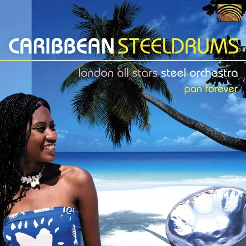 London All Stars Steel Orchest Caribbean Steeldrums Pan Forev