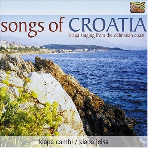 Klapa Cambi Klapa Jelsa Songs Of Croatia