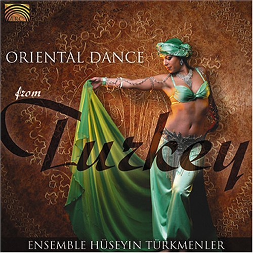 Ensemble Huseyin Turkmenler Oriental Dance From Turkey