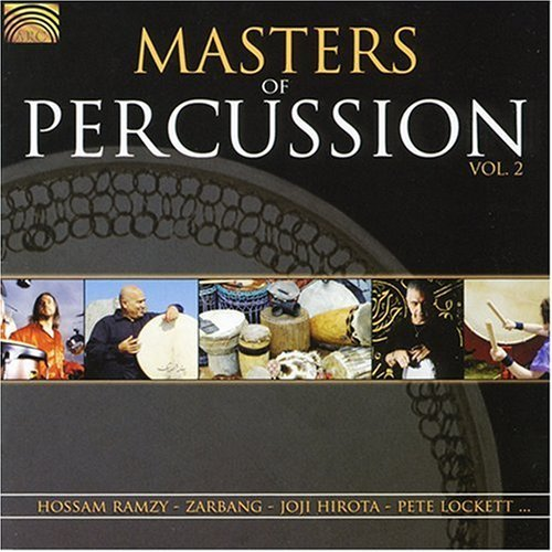 Masters Of Percussion Vol. 2 Masters Of Percussion