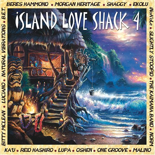 Island Love Shack Vol. 4 Island Love Shack