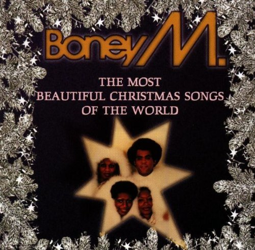Boney M Most Beautiful Christmas Songs Import Ger