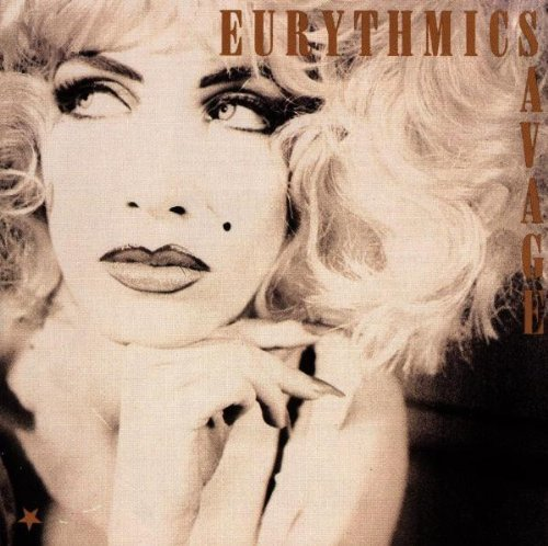 Eurythmics Savage Import Eu