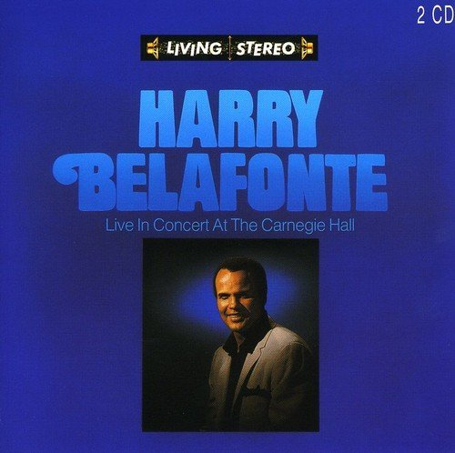 Harry Belafonte Live In Concert At The Ca Import Eu 2 CD Set