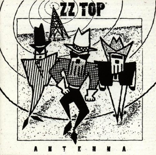 Zz Top Antenna Import Gbr