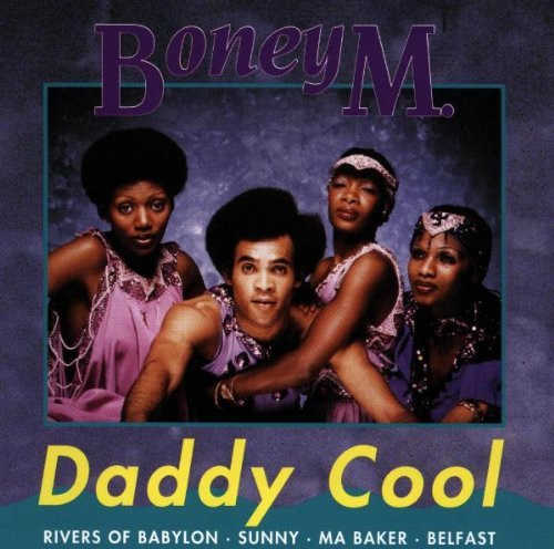 Boney M Daddy Cool Import Deu