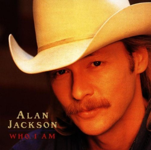Jackson Alan Who I Am Import Gbr
