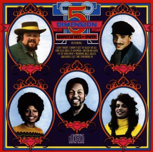 5th Dimension Greatest Hits On Earth